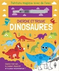 Maaike Boot - Cherche et trouve dinosaures - Avec un pinceau.