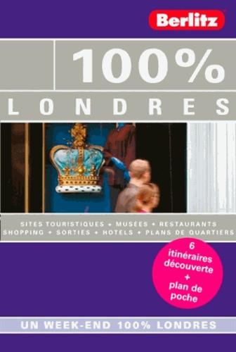 Maaike Van Steekelenburg - 100% Londres.