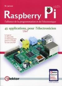 Deedr.fr Raspberry Pi, l'alliance de la programmation et de l'électronique - 46 applications utiles pour l'électronicien Image
