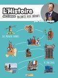 Mac Lesggy - L'Histoire de France racontée aux enfants - Des premiers hommes à l'an 2000.