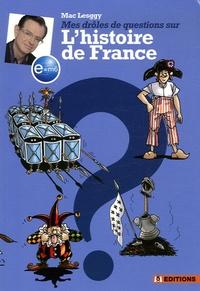 Mac Lesggy - L'histoire de France.