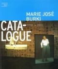 MAC's Grand-Hornu et Laurent Busine - Marie José Burki - Catalogue 1998-2003.