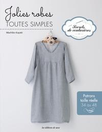 Machiko Kayaki - Simple style dress - A porter seules ou superposées.