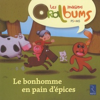 Machin - Le bonhomme en pain d'épices - 45 cartes.