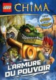 Maciej Andrysiak - Lego Legends of Chima - L'armure du pouvoir.