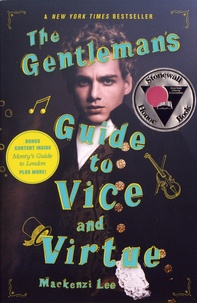 Mackenzi Lee - The Gentleman's Guide to Vice and Virtue.