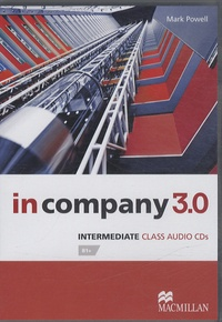 Mark Powell - In company 3.0 - Intermediate Class Audio CDs. 2 CD audio