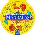 Macro Editions - Les plus beaux mandalas pour enfants - Volume Jaune 3.
