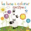 Macro Editions - Marzipan 1 - Les livres à colorier.