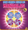Macro Editions - Mon grand livre de mandalas - 39 dessins à colorier.