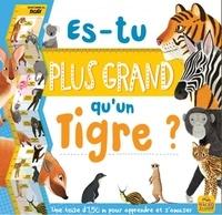 Rhonealpesinfo.fr Es-tu plus grand qu'un tigre ? - Une toise d'1,50 m pour apprendre et s'amuser Image