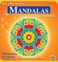 Macro - Les plus beaux mandalas pour enfants.