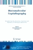 Maria Armenia Carrondo - Macromolecular Crystallography - Deciphering the Structure, Function and Dynamics of Biological Molecules.