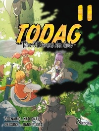 Mad Snail et Jiang Ruotai - TODAG Tome 11 : .