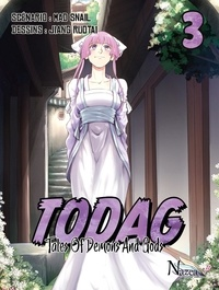 Mad Snail et Jiang Ruotai - TODAG Tome 3 : .