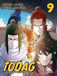 Mad Snail et Jiang Ruotai - TODAG Tome 9 : .