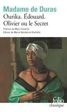 Madame de Duras - Ourika Edouard Olivier ou le secret.