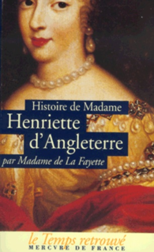 Madame de Lafayette - .