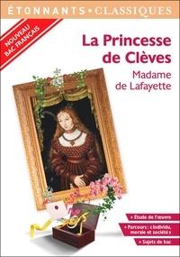 """Madame de Lafayette - La Princesse de Clèves - Programme nouveau Bac 2021 1re. Parcours """"Individu, morale et société""""."""