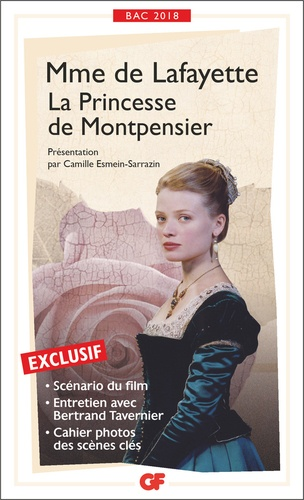 La princesse de Montpensier - Madame de Lafayette - Format PDF - 9782081417786 - 4,49 €