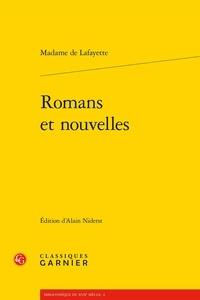 Madame de Lafayette - Romans et nouvelles.