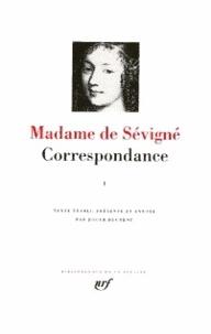 Madame de Sévigné - Correspondance - Tome 1.