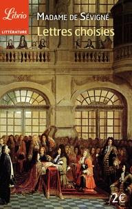 """Madame de Sévigné - Lettres choisies - """"J'écrirai jusqu'à demain, mes pensées, ma plume, mon encre, tout vole !""""."""