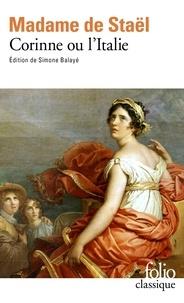 Madame de Staël - Corinne ou l'Italie.