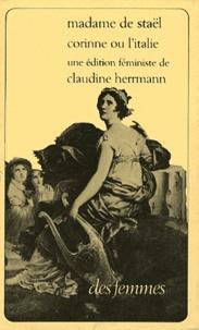 Corinne ou lItalie - Une édition féministe de Claudine Herrmann, 2 volumes.pdf