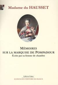 Deedr.fr Mémoires sur la marquise de Pompadour - Ecrits par sa femme de chambre Image