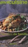 Madame Figaro - Recettes de famille.