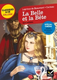 Madame Leprince de Beaumont et Jean Cocteau - La Belle et la Bête - le conte de Madame Leprince de Beaumont et le film de Jean Cocteau.
