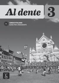Al dente 3- Livre du professeur - Maddalena Bertacchini | Showmesound.org