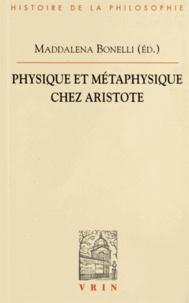 Deedr.fr Physique et métaphysique chez Aristote Image