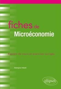 Maddi Abdelghani - Fiches de Microéconomie.
