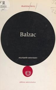 Madeleine Berry - Balzac.