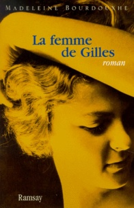 Madeleine Bourdouxhe - La femme de Gilles.