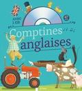 Madeleine Brunelet - Comptines anglaises. 1 CD audio
