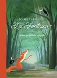 Madeleine Brunelet et Jean de La Fontaine - Jolies Fables de La Fontaine.