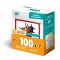 Madeleine Brunelet - Les animaux - 100 images et mots.