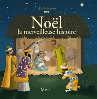 Madeleine Brunelet et Charlotte Grossetête - Noël - La merveilleuse histoire.