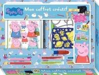 Madeleine C. - Mon coffret créatif Peppa Pig - Avec une multitude d'activités.