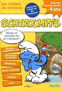 Les Cahiers de Vacances Schtroumpfs Maternelle Moyenne Section - 4 Ans.pdf