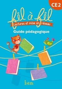 Madeleine Couet et Cécile Girard - Lectures et mise en réseau CE2 - Guide pédagogique.