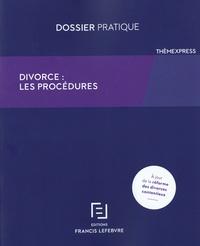 Divorce : les procédures - Madeleine de Vaugelas pdf epub
