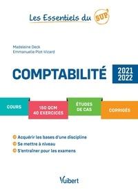 Madeleine Deck et Emmanuelle Plot-Vicard - Comptabilité.