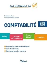 Madeleine Deck-Michon et Emmanuelle Plot-Vicard - Comptabilité.
