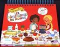 Madeleine Deny et Katya Longhi - C'est trop bon ! Pâtisseries du monde - Plus de 100 recettes pour découvrir le monde autour de toi.