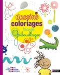 Madeleine Deny et  Barroux - Dessins, coloriages, tracés, gribouillages.