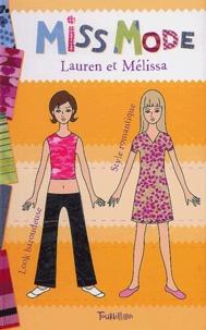 Madeleine Deny - Lauren et Mélissa.